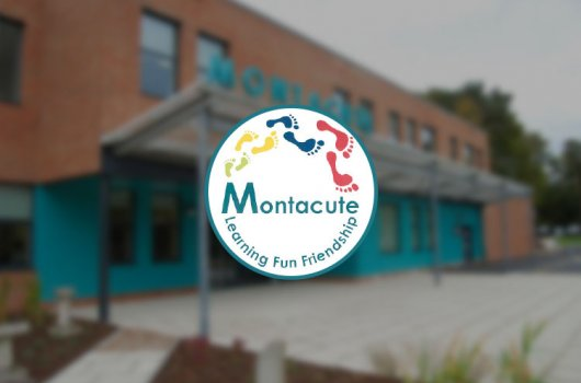 BC CLUB PROVIDE SHELTER AT MONTACUTE SCHOOL